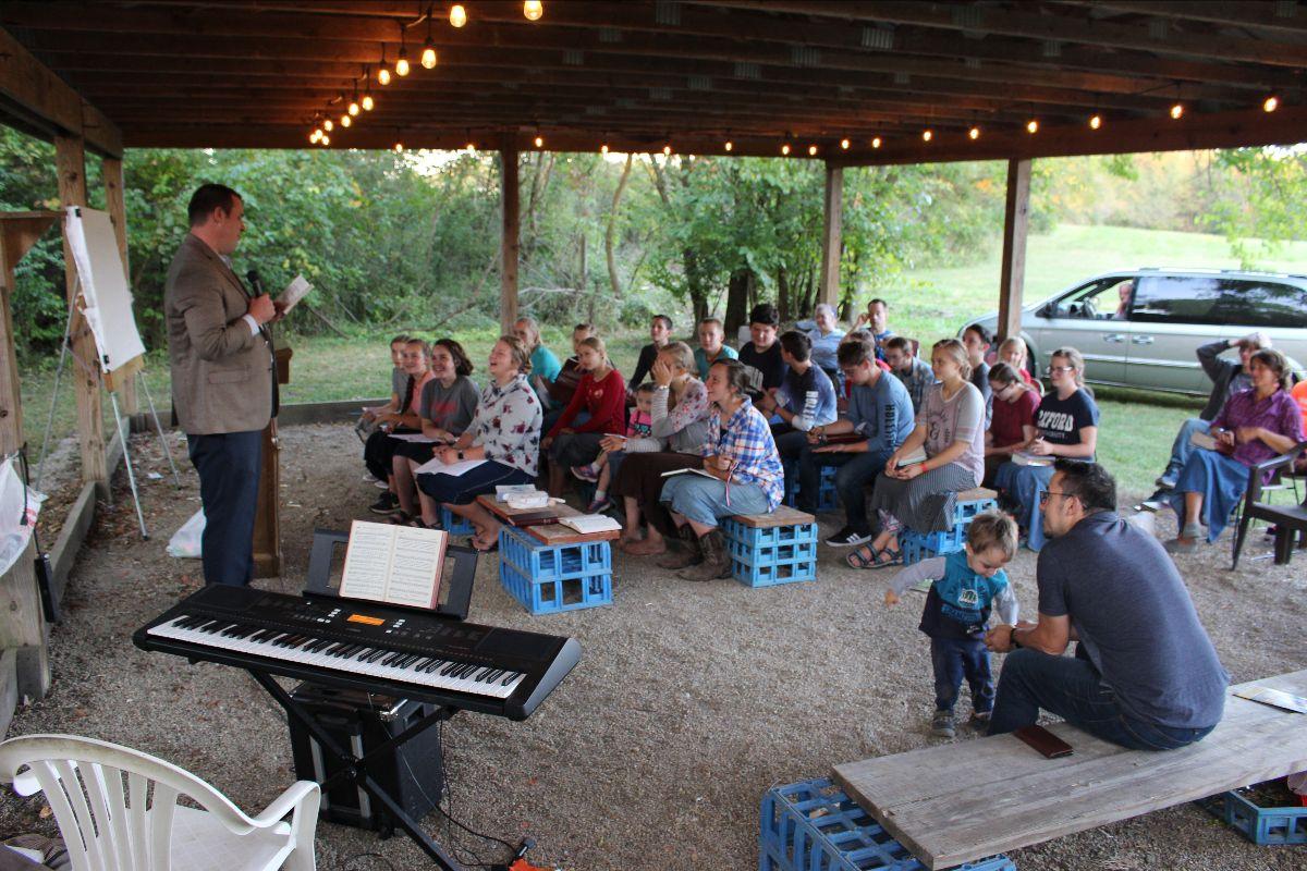 First Nehemiah Discipleship Program Experience